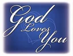 God loves me! (I doubt it.)