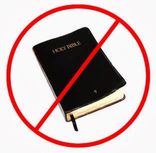 Don't Read Your Bible!
