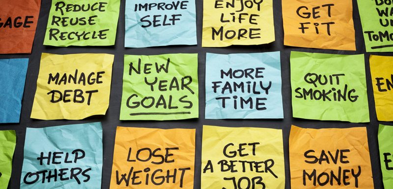 3 Reasons Most New Year's Resolutions Don't Work
